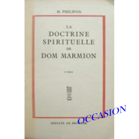 marmion-philipon-doctrine-spirituelle