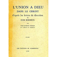 union-dieu-christ-lettres-direction-marmion